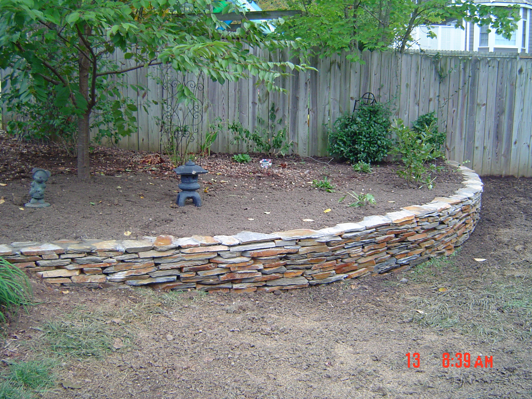 Landscape design photos ideas raleigh cary nc lawn for Landscaping rocks wake forest nc