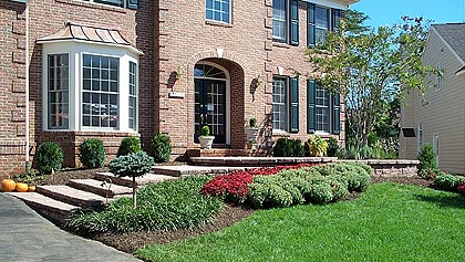 Garden Ideas North Carolina landscape design photos & ideas | raleigh, cary nc lawn care portfolio
