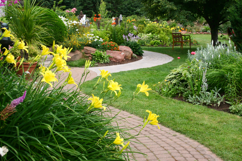 Landscape Design, Construction | Raleigh, Cary Nc Landscaping Company